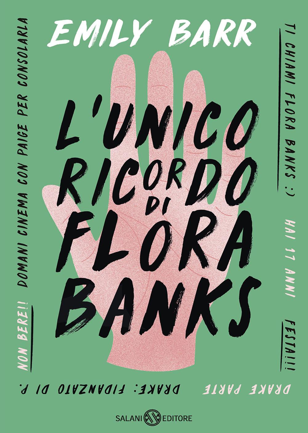 Recensioni 2018: L'unico ricordo di Flora Banks