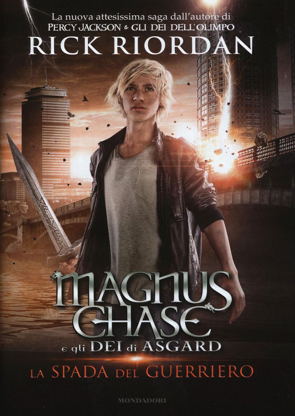 Magnus Chase. La spada del guerriero