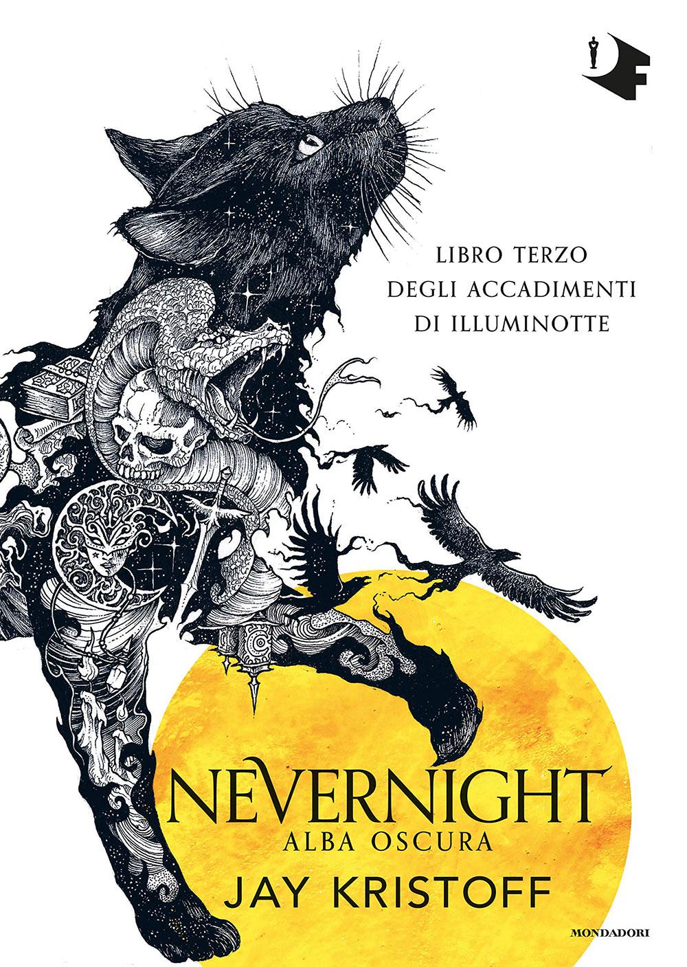 Nevernight 3. Alba oscura