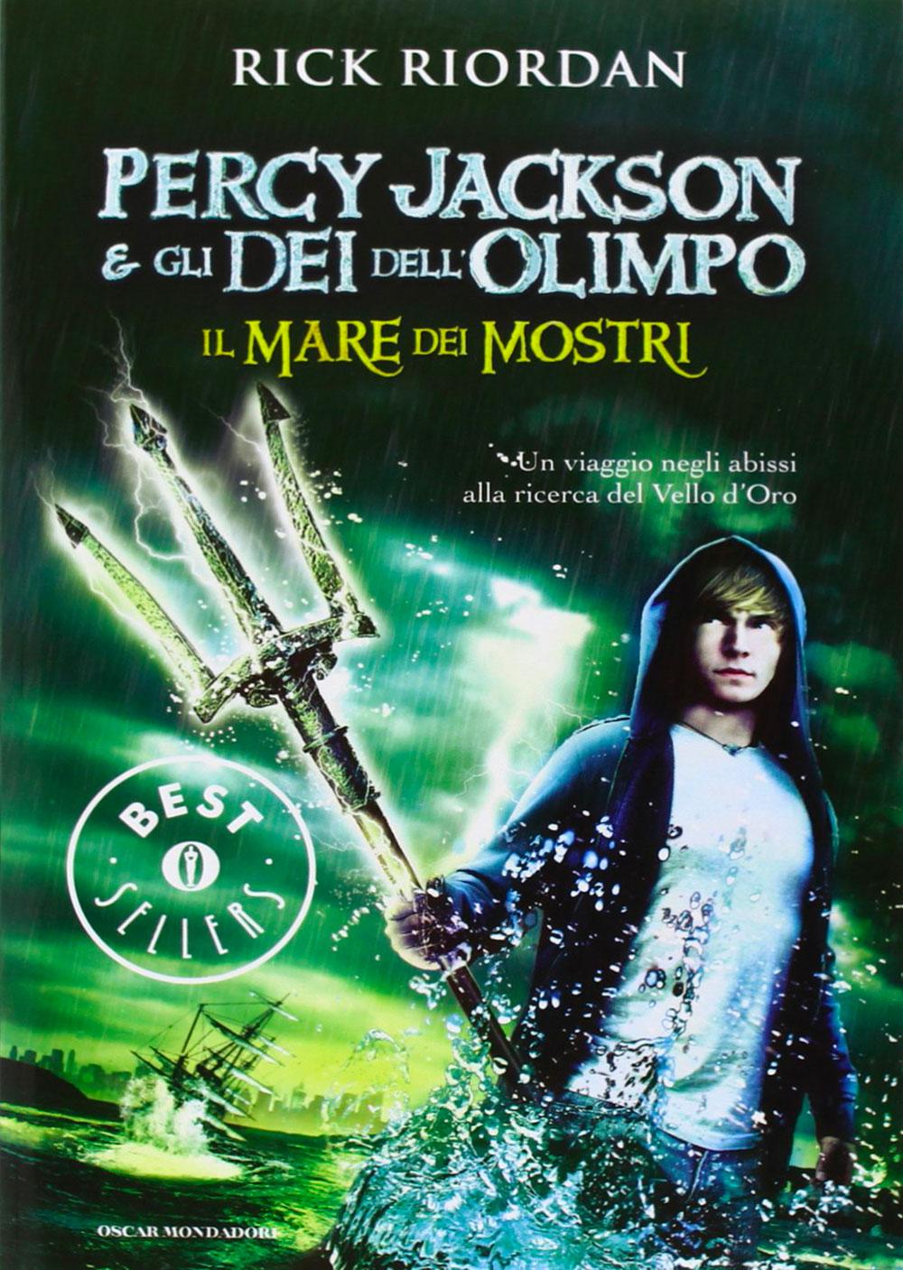 Percy Jackson e gli dei dell'Olimpo 2. Il mare dei mostri