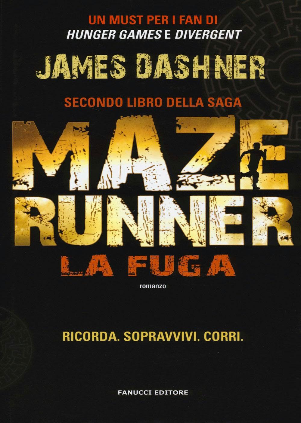 Recensioni 2017: The maze runner. La fuga