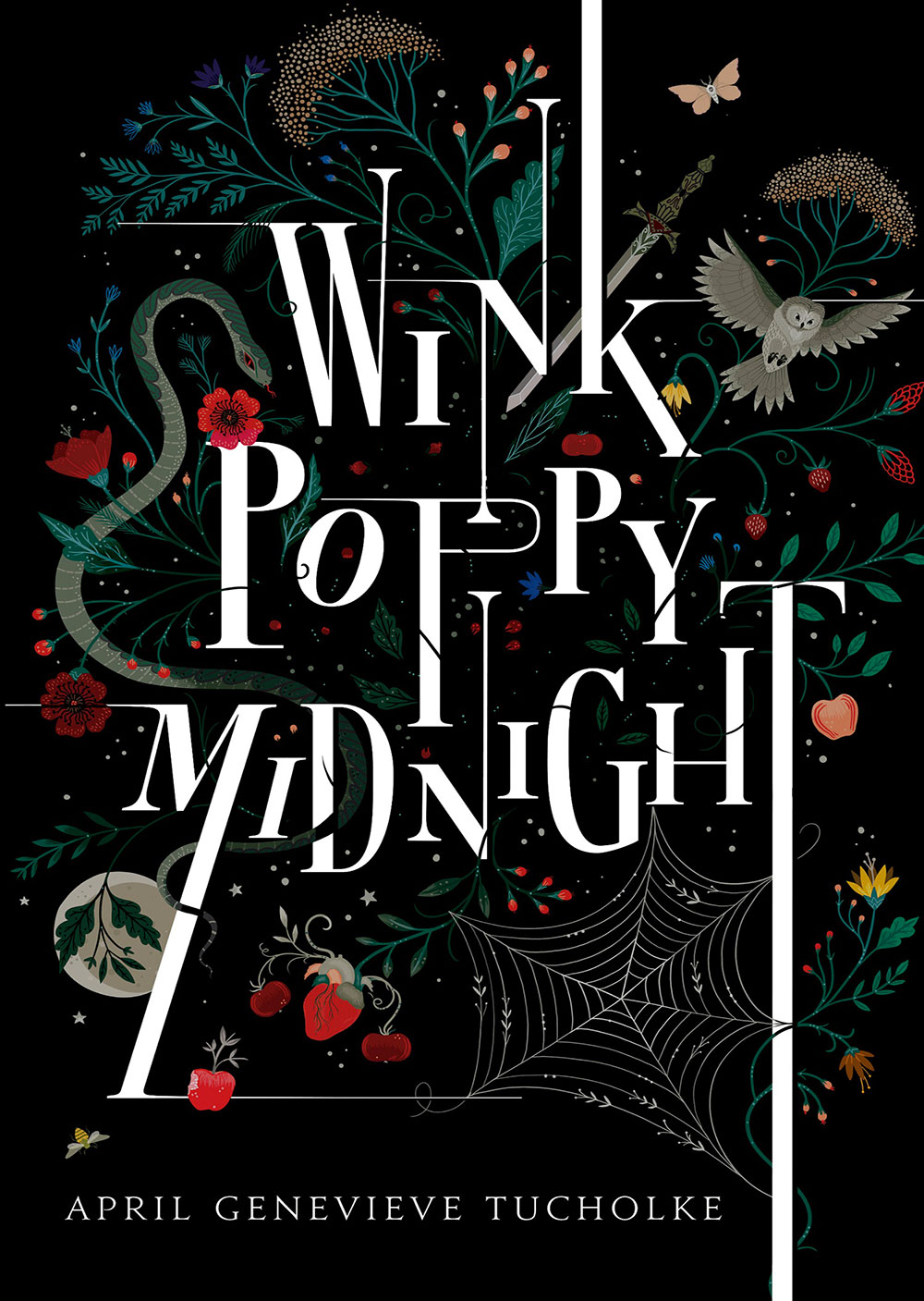 Winky poppy midnight