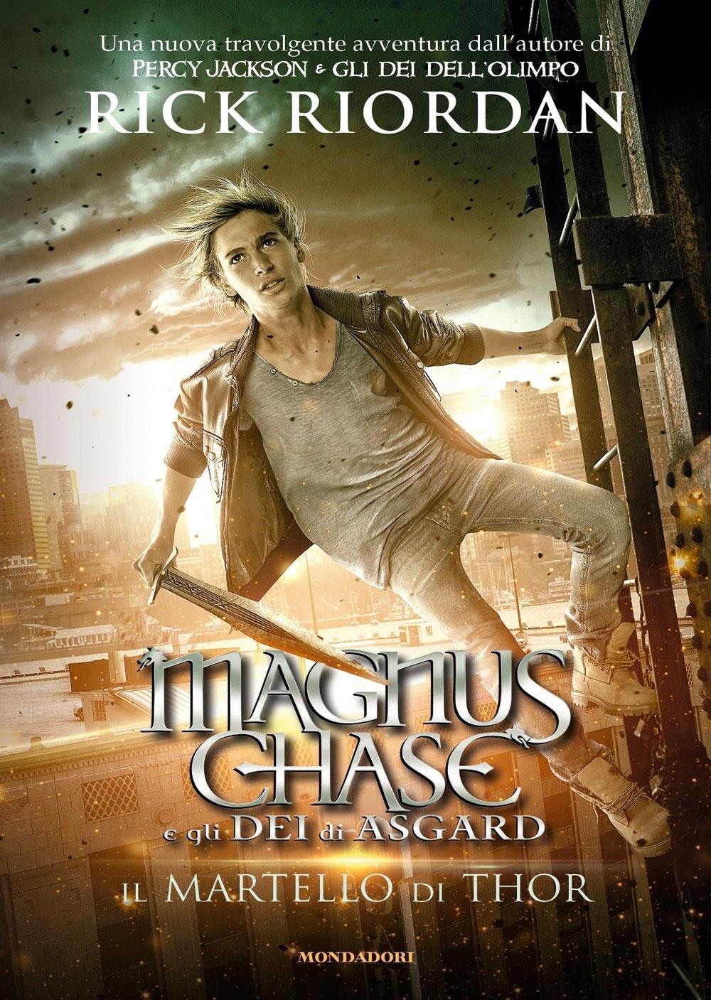 Magnus Chase e il martello di Thor