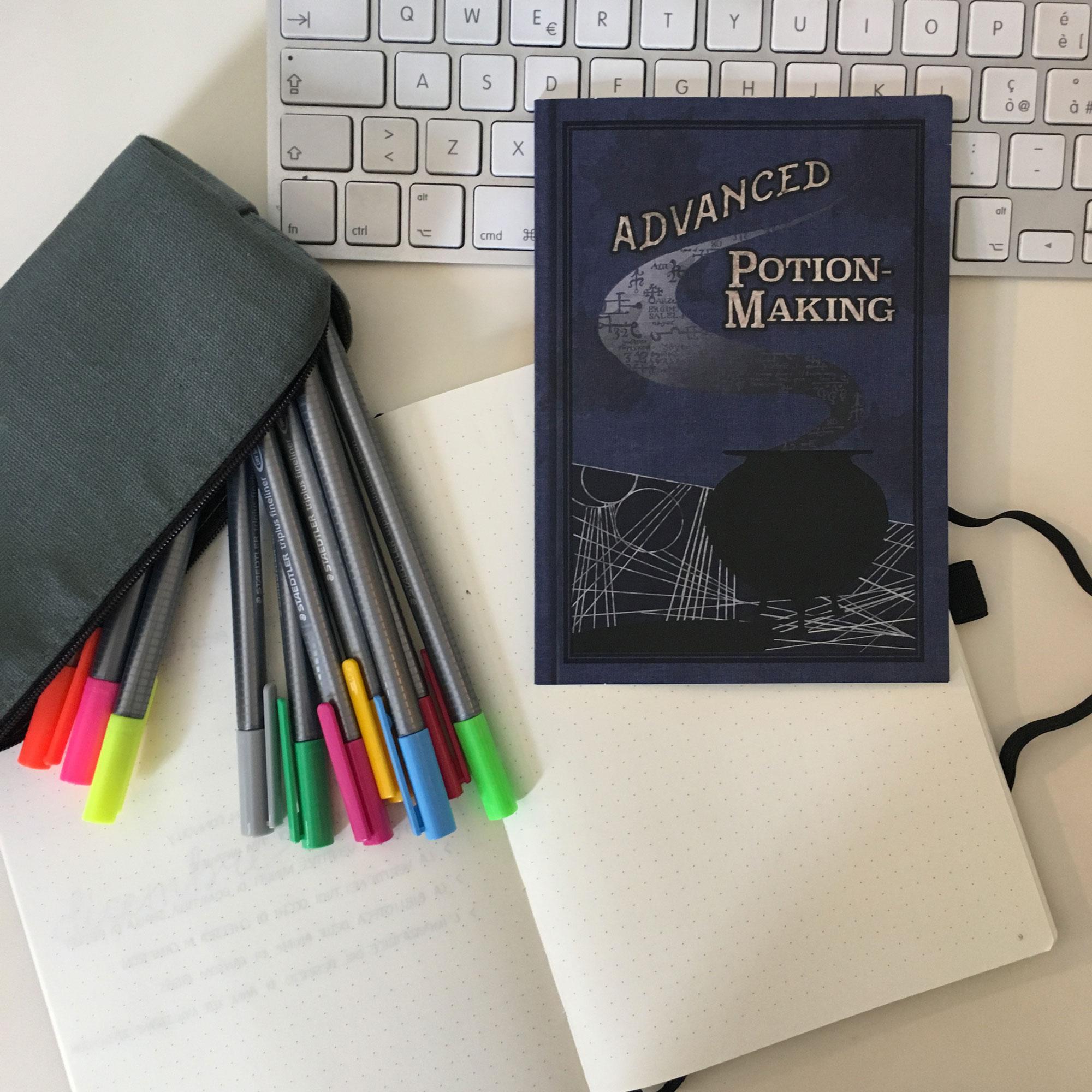 Libro di pozioni