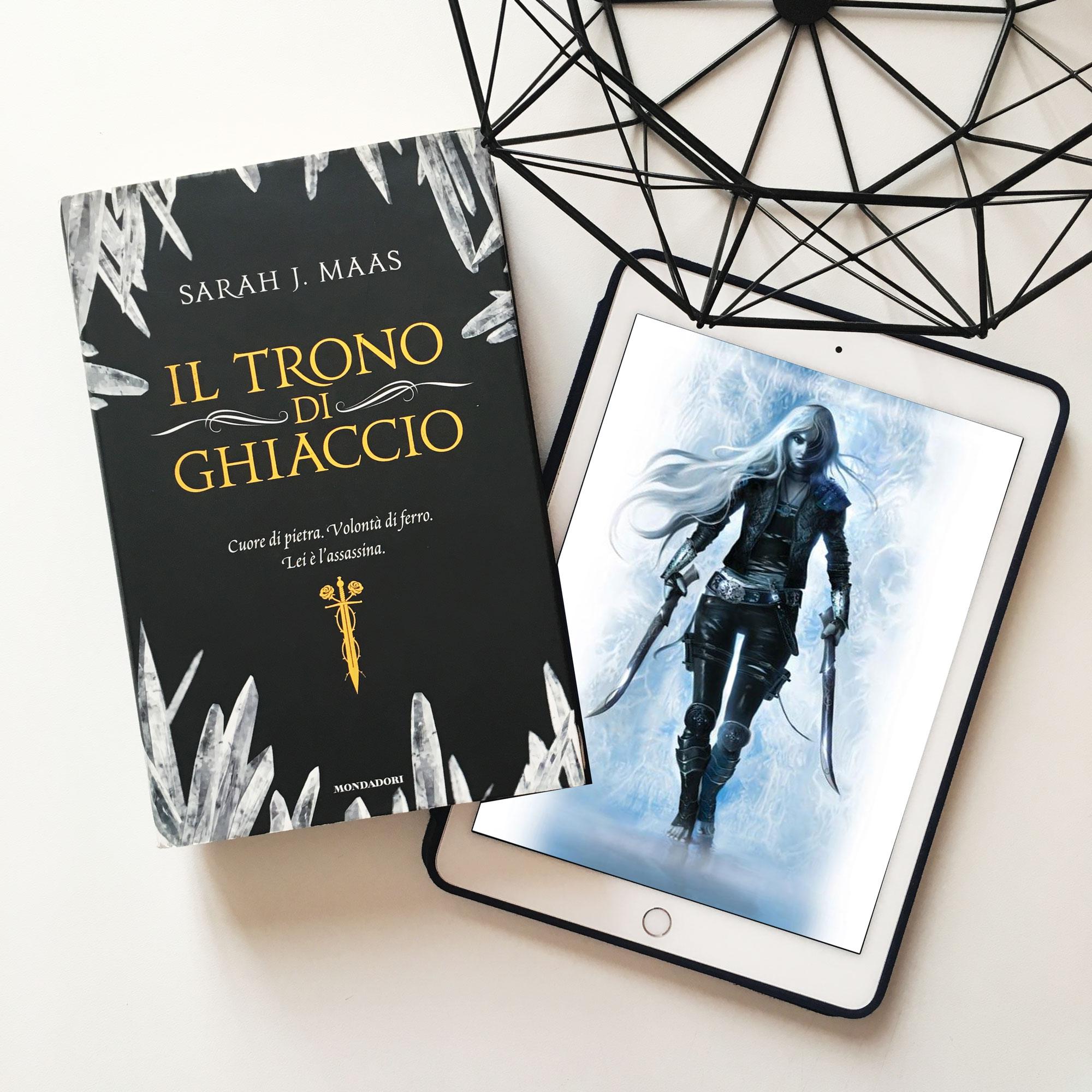 Il trono di ghiaccio