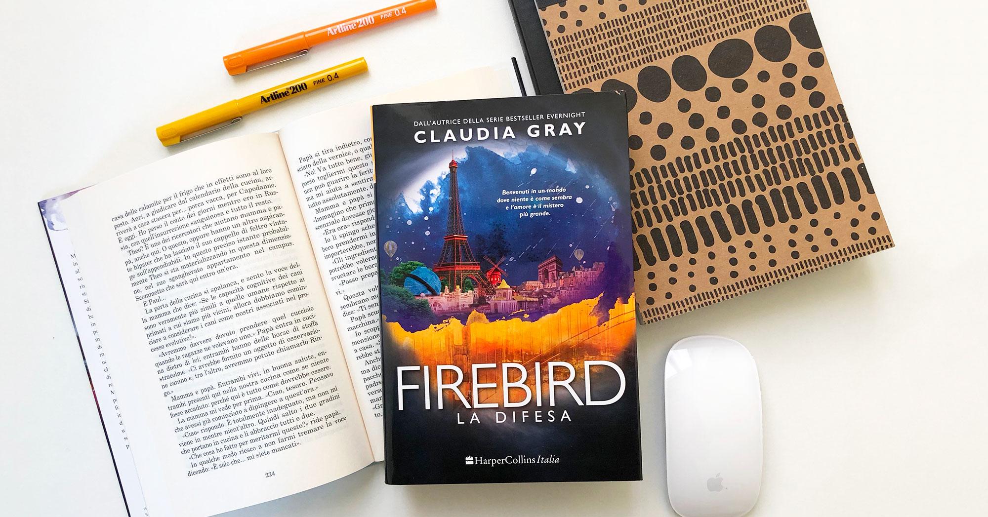 Firebird. La difesa