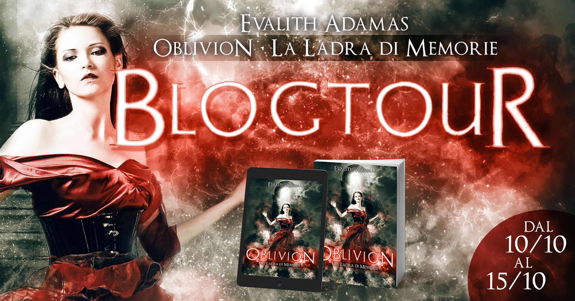 Oblivion. La Ladra di Memorie
