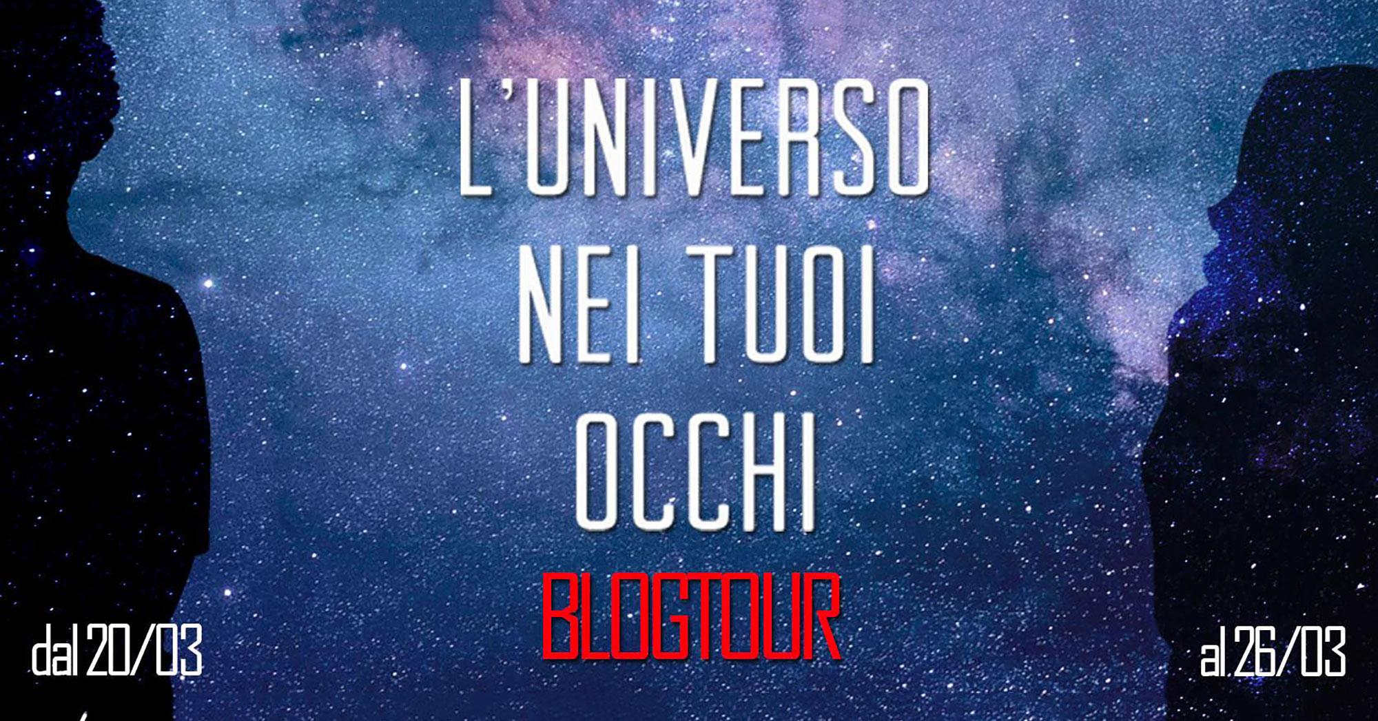 L'universo nei tuoi occhi