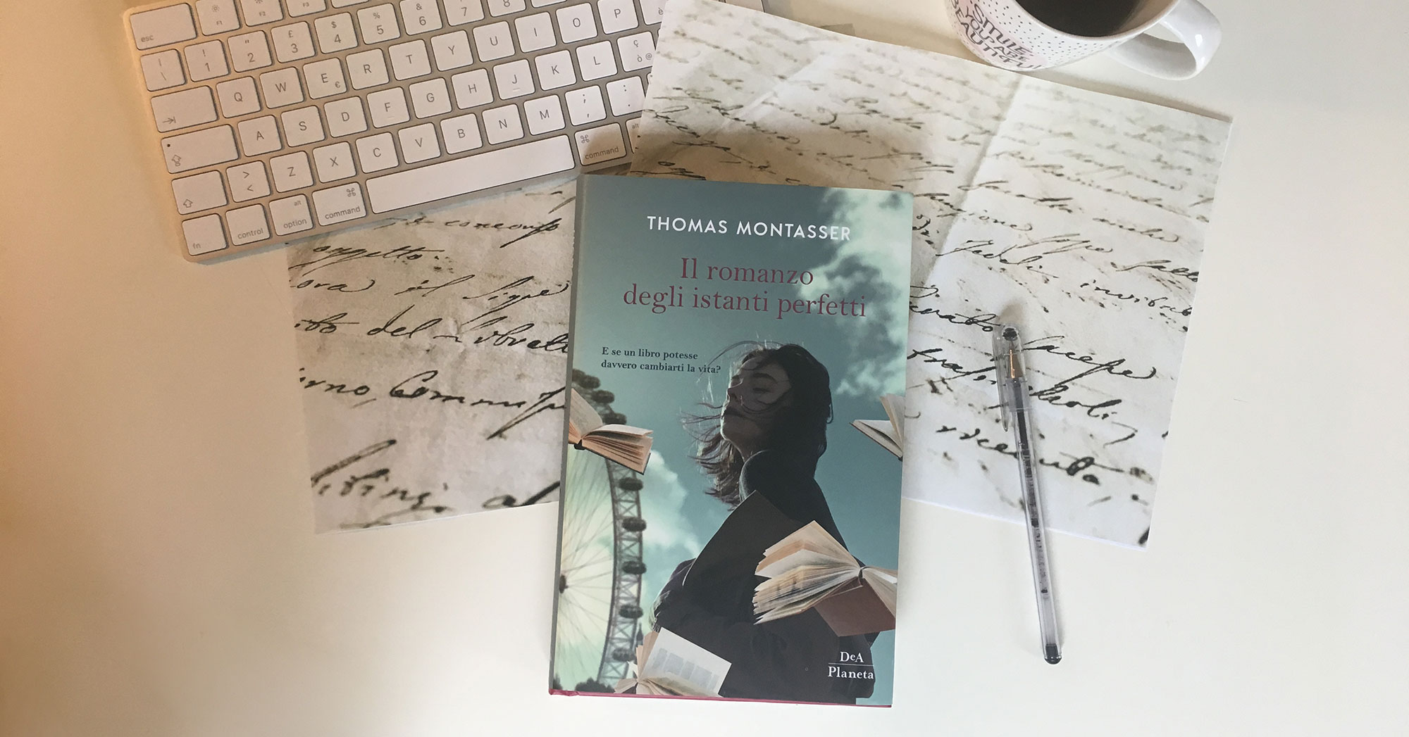 Il romanzo degli istanti perfetti
