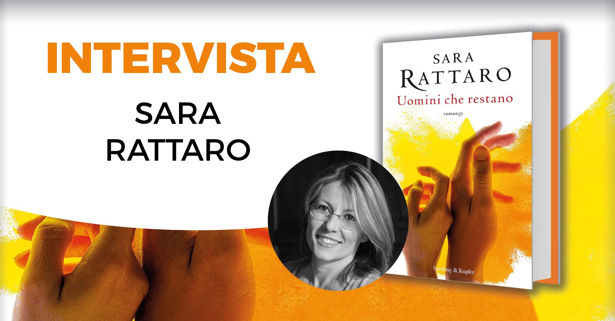 Intervista Sara Rattaro