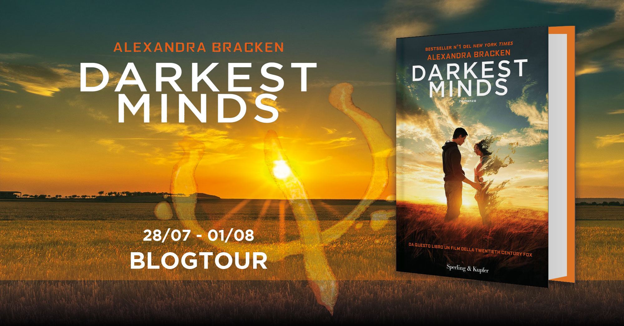 Darkest minds banner