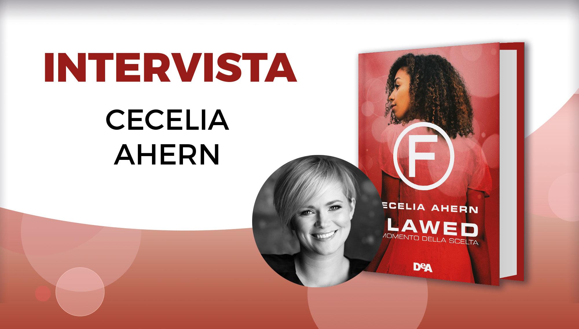 Intervista a Cecelia Ahern