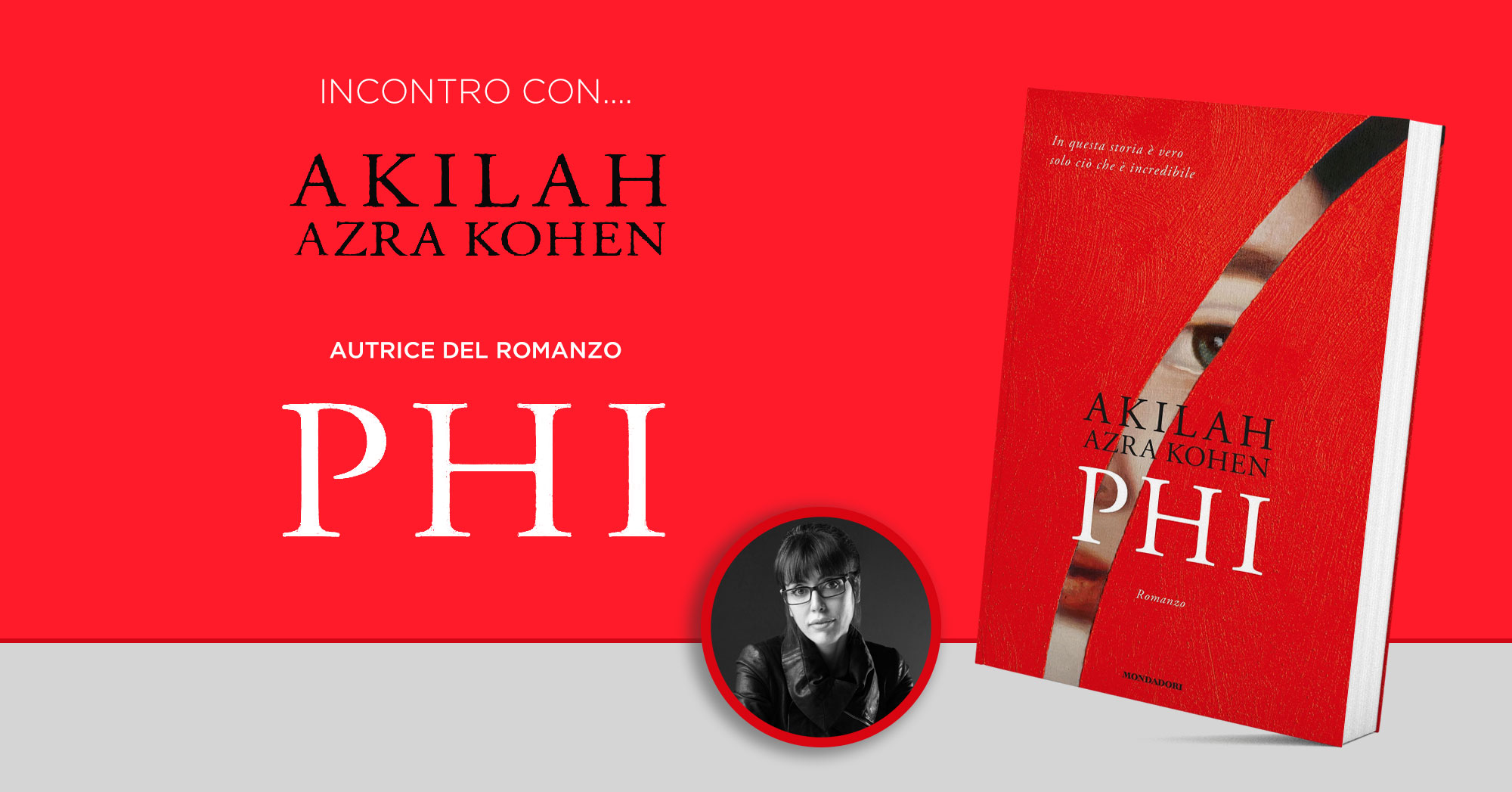 Incontro con Azra Kohen