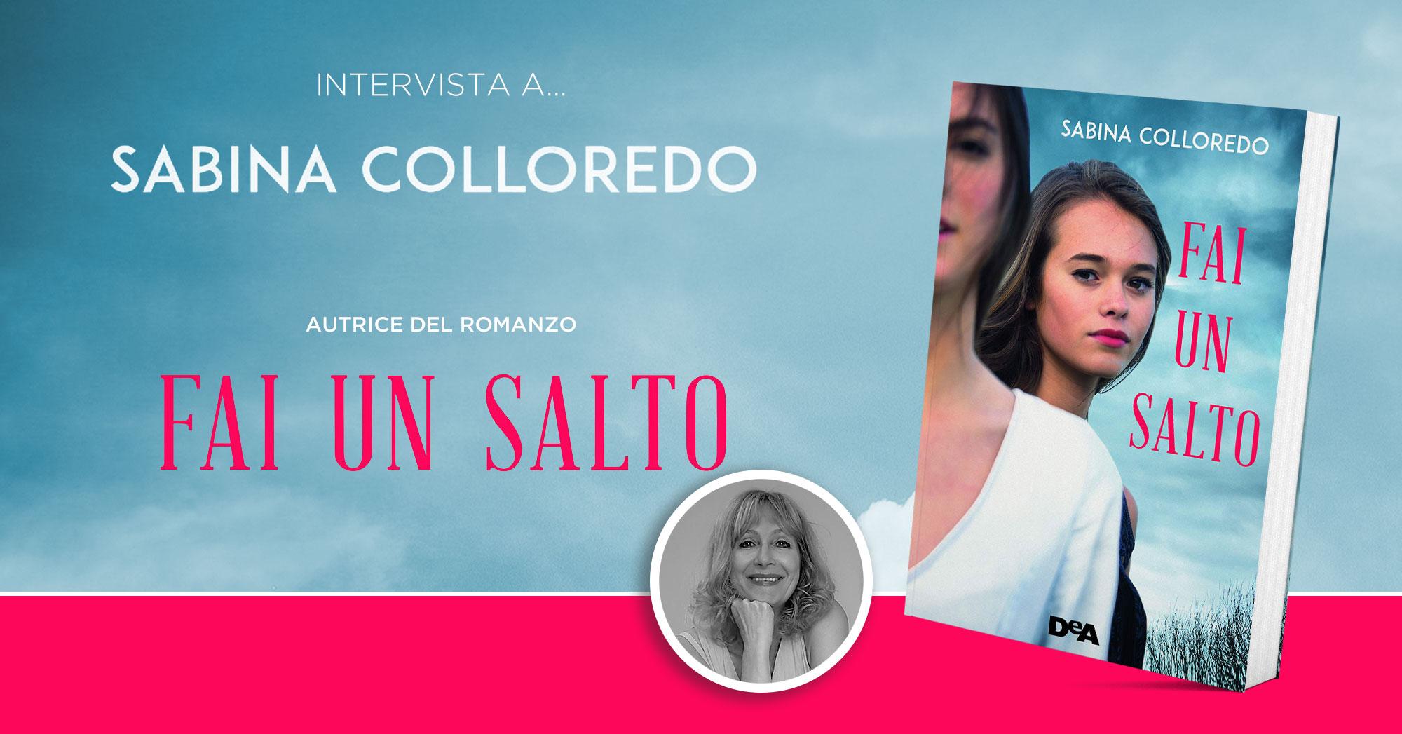 Intervista a Sabina Colloredo