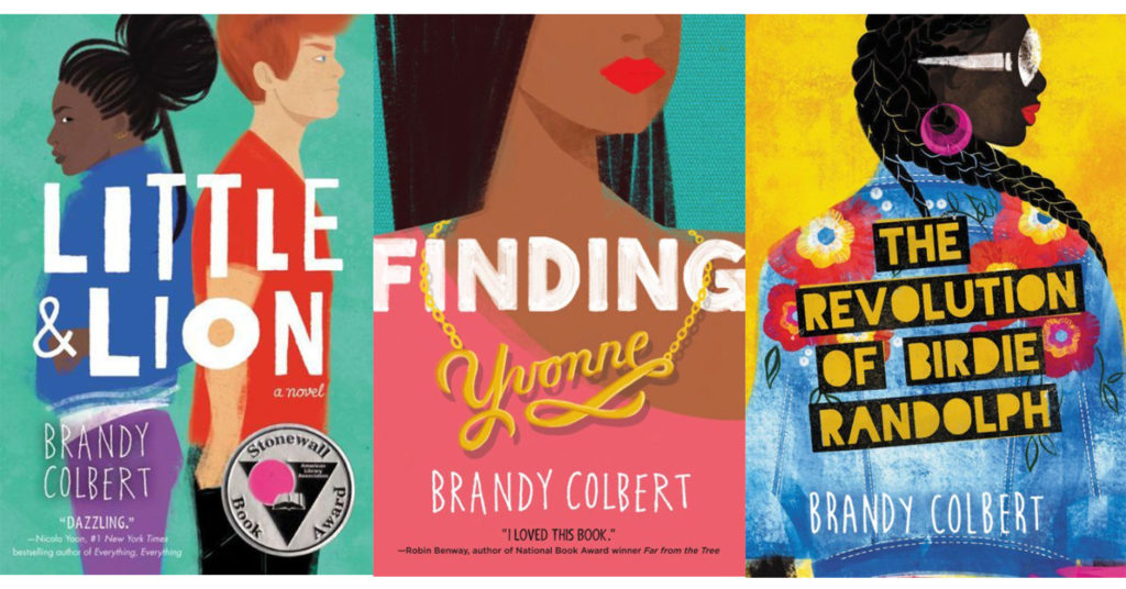 Brandy Colbert's books
