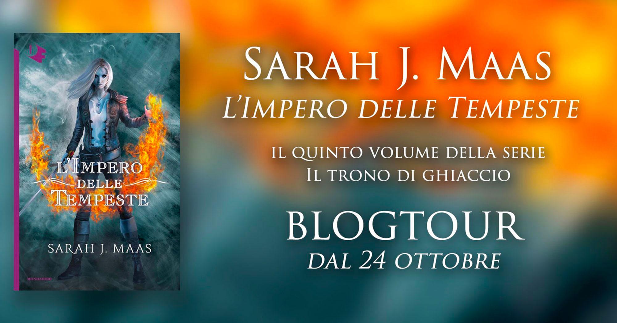 "Blogtour: 8ª tappa ""L'impero delle tempeste"""