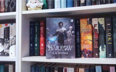 """Recensione: """"Harrow. La nona"""" di Tamsyn Muir"""